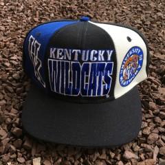 Vintage 90's Kentucky Wildcats Pinwheel snapback hat