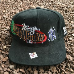 NY Yankees 1998 World Series Champions Snapback hat