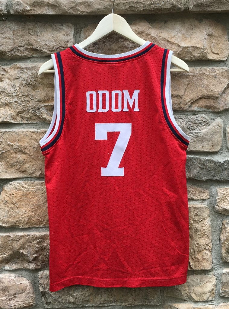 1983 Lamar Odom LA Clippers Nike Rewind Swingman NBA Jersey Youth XL ... cc6d91c55