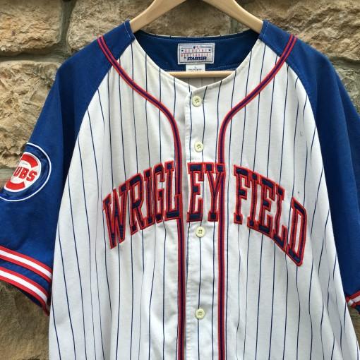 Wrigley Field 90's Starter MLB jersey