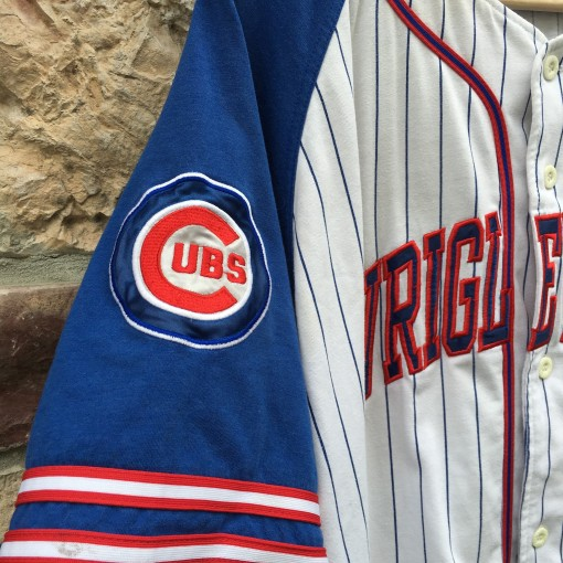 Chicago Cub Vintage 90's Starter MLB jersey