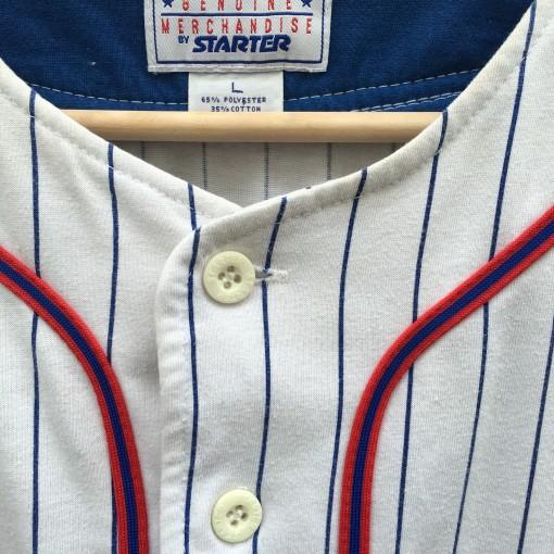 Starter MLB jersey size large