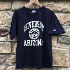 Vintage 80's University of Arizona Champion NCAA T shirt