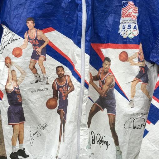 1992 Team USA basketball jacket