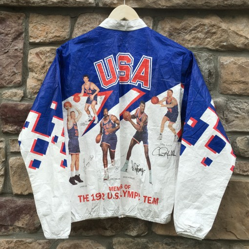 1992 Dream Team USA Olympic jacket size small