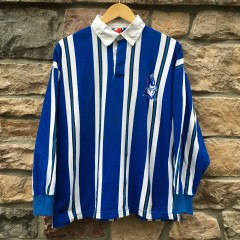 Vintage 80's Duke Blue Devils Match NCAA Polo Shirt