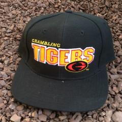 Vintage 90's Grambling State Tigers NCAA Snapback hat