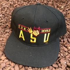 Vintage Arizona State Sun Devils Youngan 90's NCAA Snapback hat