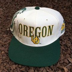 Vintage Oregon Ducks 90's Sports Specialties Snapback hat
