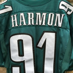 authentic vintage Andy Harmon Philadelphia Eagles jersey