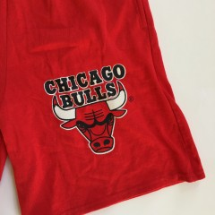 Vintage 90's Chicago Bulls NBA Shorts
