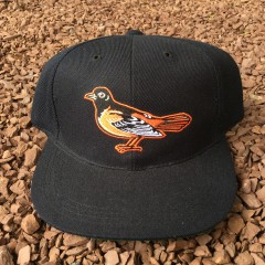 Vintage 90's Baltimore Orioles Snapback hat