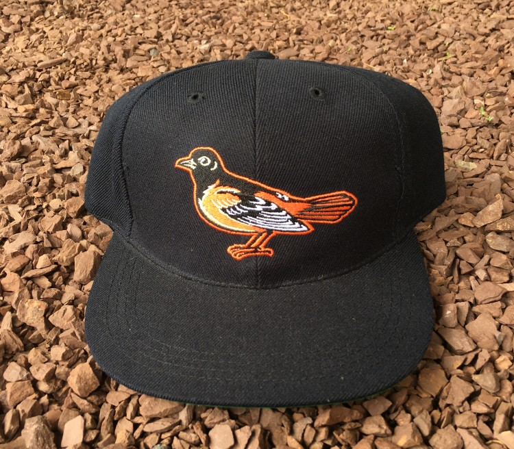 d8dda89fc62 90 s Baltimore Orioles Sports Specialties Youth MLB Snapback Hat ...