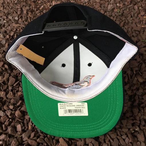 Deadstock vintage Baltimore Orioles MLB Snapback hat