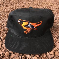 90's Baltimore Orioles MLB Snapback hat