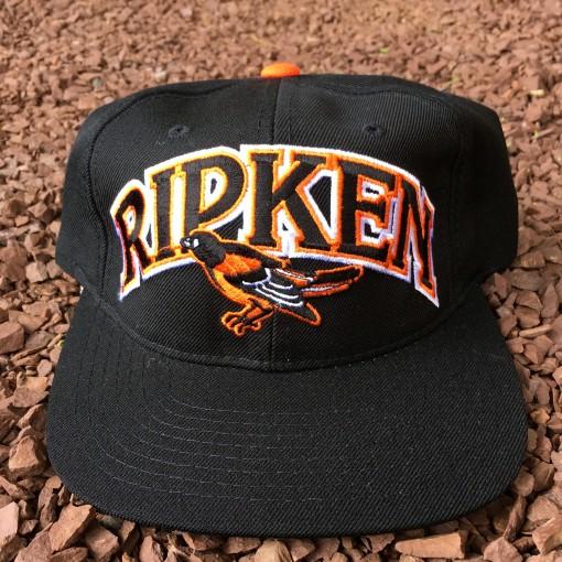 Vintage Cal Ripken JR Baltimore Orioles Starter Snapback hat