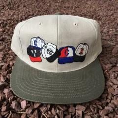 Vintage Negro Leagues Snapback hat