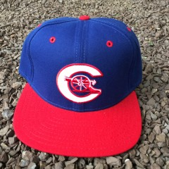 Vintage Calgary Cannons Minor League Snapback hat