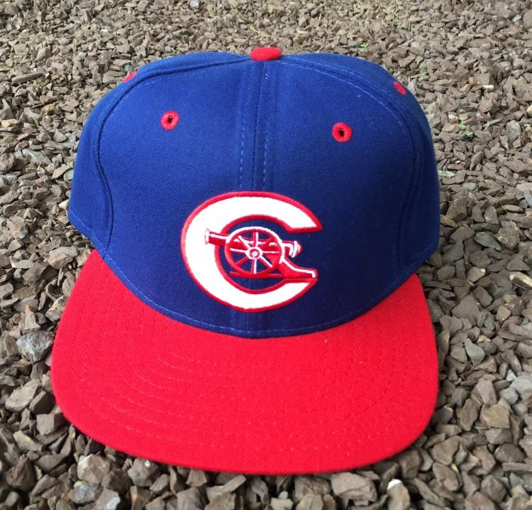 90 s Calgary Cannons Minor League Baseball Snapback Hat  a93c73adcad