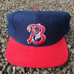 Vintage Buffalo Bisons Minor League Baseball snapback hat