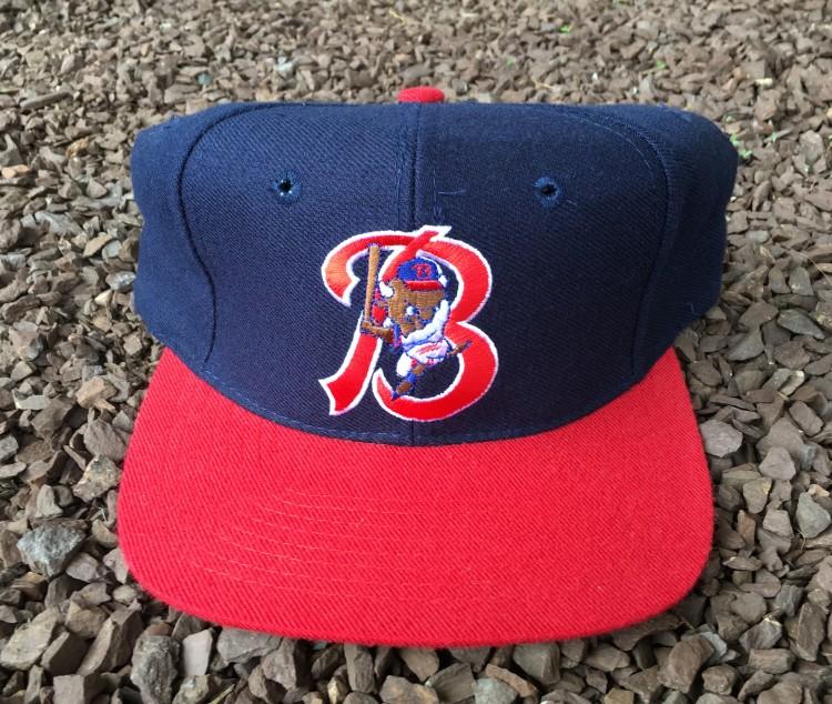 Vintage Buffalo Bisons Minor League Baseball snapback hat 35b9f27ae5c