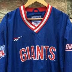 Vintage 90's New York Giants Reebok NFL jacket