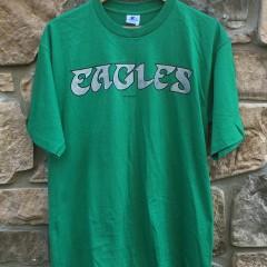 Vintage 1995 Philadelphia Eagles Randall Cunningham T shirt