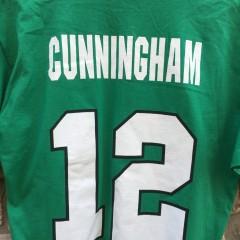 Vintage Randall Cunningham Starter Philadelphia Eagles T shirt 90's