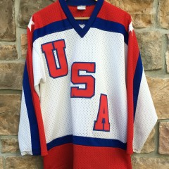 1984 Team USA Olympic Hockey Jersey
