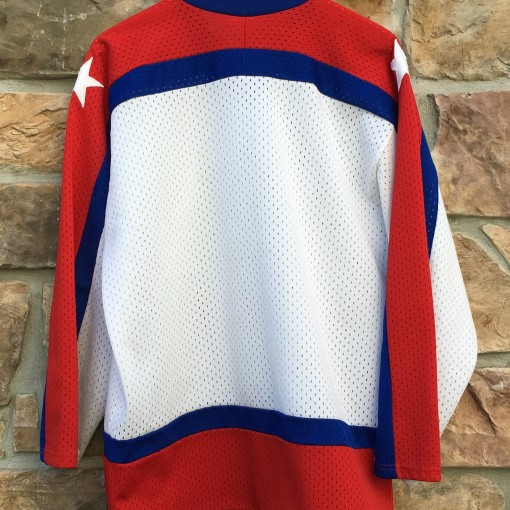 Vintage 1984 Team USA Olympic Hockey jersey vintage original
