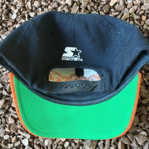 Vintage Syracuse Starter Snapback hat