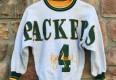 Vintage 90's Brett Favre Crewneck Sweatshirt