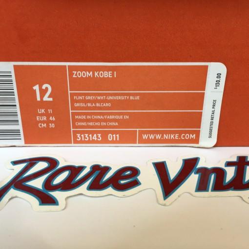 Deadstock nike Kobe 1 sneakers size 12