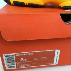 Nike zoom Kobe 2 sneakers size 6