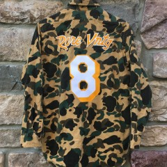 Kobe Rookie Mamba moments camo shirt
