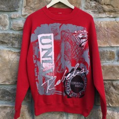 Vintage 80's UNLV Runnin' Rebels NCAA crewneck sweatshirt