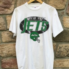 Vintage 90's New York Jets NFL T shirt large