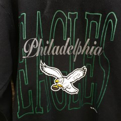 Philadelphia Eagles Bike NFL 90's crewneck
