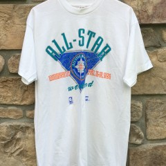 1994 NBA All Star Weekend Minnesota T shirt