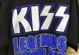 Vintage Kiss rock t shirt
