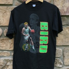 Vintage late 80's Larry Bird Salem Sportswear t shirt