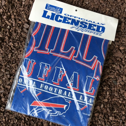 Vintage Deadstock Buffalo Bills 1993 NFL T shirt