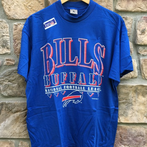 Vintage 1993 Buffalo Bills NFL T shirt