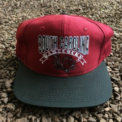 Vintage The Game South Carolina NCAA snapback hat