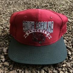 Vintage The Game South Carolina NCAA snapback hat
