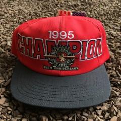 Vintage 1995 Jeff Gordon Winston Salem Nascar snapback hat