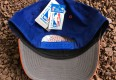 Deadstock vintage NY Knicks Twins Snapback hat