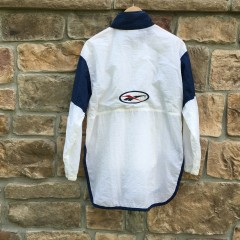 Vinage 90's Reebok Windbreaker jacket