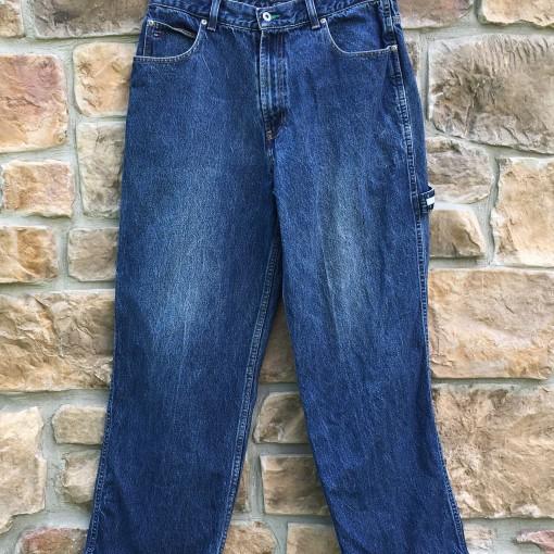 Vintage 90's Tommy Hilfiger tommy jeans size 33/32
