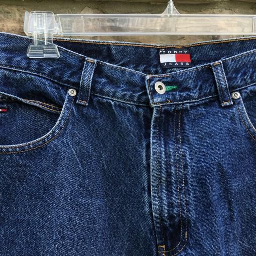 vintage 90's tommy hilfiger denim jeans